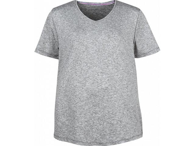 YORK Marie T-Shirt Women grey melange